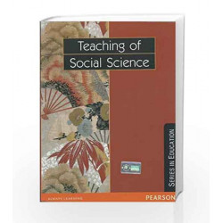 Teaching of Social Science by Soti Shivender Chander Book-9788131771648