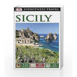 DK Eyewitness Travel Guide Sicily by DK Book-9781409370215