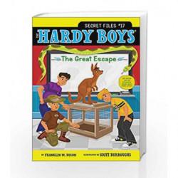 The Great Escape (Hardy Boys: The Secret Files) by Franklin w. Dixon Book-9781481422673
