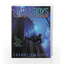 The Curse of the Ancient Emerald (Hardy Boys Adventures) by Franklin W. Dixon Book-9781481424752