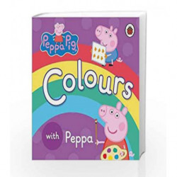 Peppa Pig: Colours by Ladybird Book-9780723297833
