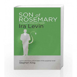Son Of Rosemary by Ira Levin Book-9781472111531