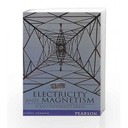 Electricity and Magnetism, 1e by ICFAI Book-9788131773727