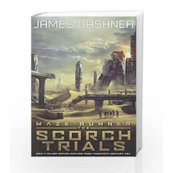 The Maze Runner #02 Scorch Trials Movie Tie-in by James Dashner Book-9789351039686