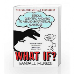 What If? by Randall Munroe Book-