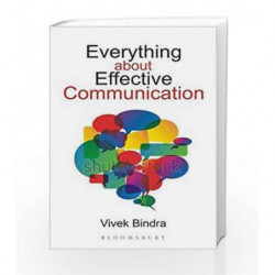 Everything About Effective Communication by Vivek Bindra Book-9789385436291