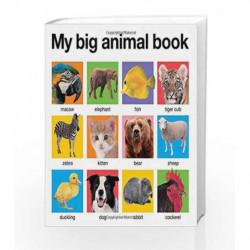 My Big Animal Book (My Big Board Books) by Roger Priddy Book-9780312511074