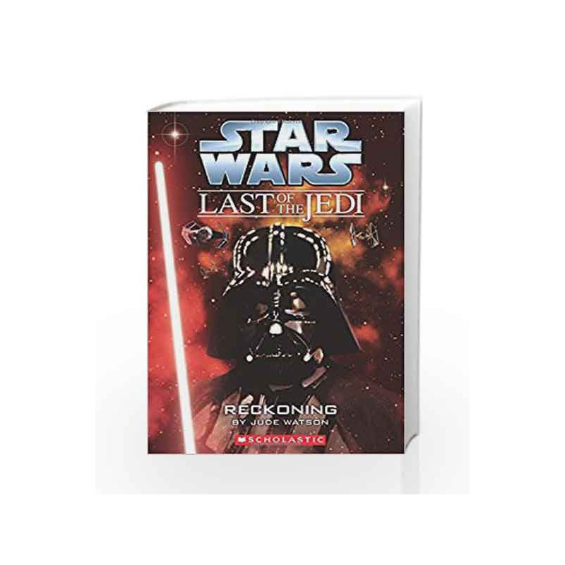 Overview of The Last of the Jedi #10 Reckoning (Disney - Marvel/Star Wars) Book
