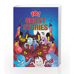 101 Ghost Stories by Om Books Book-9789380069906