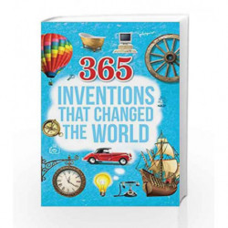 365 Inventions That Changed the World by OM BOOKS EDITORIAL TEAM Book-9789384625924