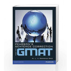 The Pearson Guide to Gmat Sentence Correction by Ramana Rao Book-9788131785072
