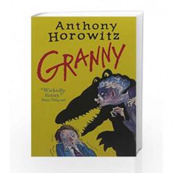 Granny by ANTHONY HOROWITZ Book-9781406364750