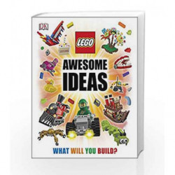 Lego: Awesome Ideas by NA Book-9780241182987