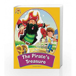 The Pirate's Treasure: Pirate Stories by NA Book-9789384625863