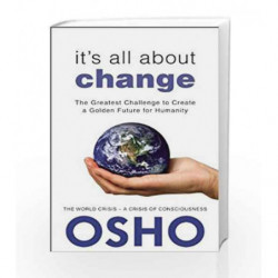 It's All About Change by Osho Book-9781938755026