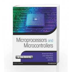 Microprocessors and Microcontrollers by Janice Mazidi Book-9788131789568