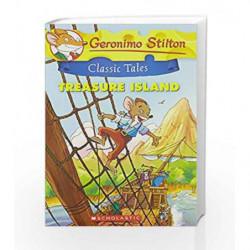 Geronimo Stilton Classic Tales: Treasure Island by Geronimo Stilton Book-9789351039822