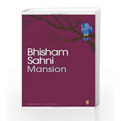 Mansion by Bhisham Sahni Book-9780143419822