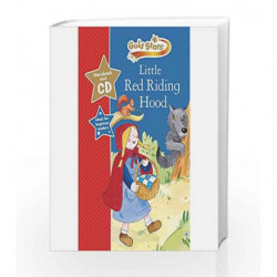 Gold Stars Little Red Riding Hood (With CD) (Gold Stars Book & CD) by NA Book-9781472364807