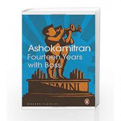 Fourteen Years with Boss by Ashokamitram Book-9780143423294