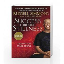 Success through Stillness by Russell Simmons Book-9781592409082