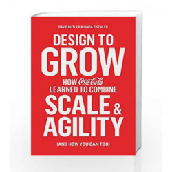 Design to Grow by Linda Tischler Book-9780241198377