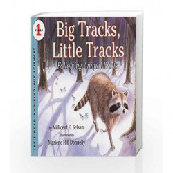 Big Tracks, Little Tracks: Let's Read and Find out Science - 1 by Selsam, Millicent E. Book-9780064451949