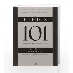 Ethics 101 by John C. Maxwell Book-9789350098745