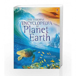 Encyclopedia of Planet Earth by Anna Claybourne,Gill Doherty Book-9781409566243
