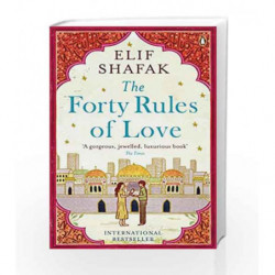 The Forty Rules of Love by Elif Shafak Book-9780241972939