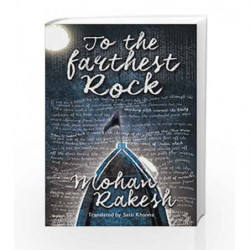 To the Farthest Rock by Mohan Rakesh Book-9789350298534
