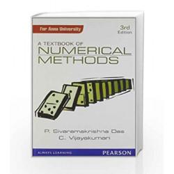 Numerical Methods: Anna-USDP by P. Sivaramakrishna Das Book-9788131795675