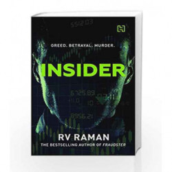 Insider by R.V. Raman Book-9789351950318