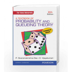 Probabiilty & Queuing Theory - Anna USDP by P. Sivaramakrishna Das Book-9788131796085