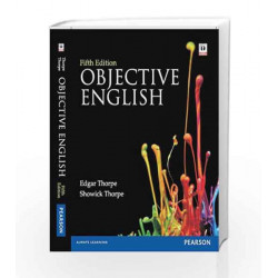 Objective English (Old Edition) by  Book-9788131798041