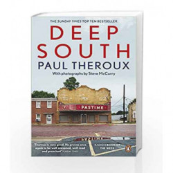 Deep South: Four Seasons on Back Roads by Paul Theroux Book-9780241969359