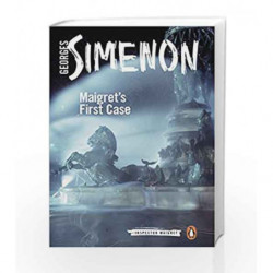 Maigret's First Case (Inspector Maigret) by Georges Simenon Book-9780241206386