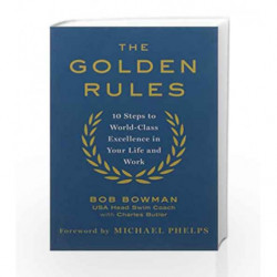 The Golden Rules by Bowman, Bob Book-9780349414393
