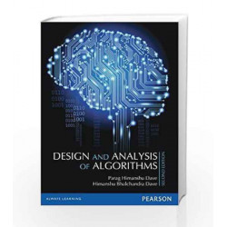 Design and Analysis of Algorithms, 2e by Dave Book-9788131799437