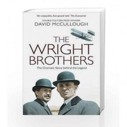 The Wright Brothers: The Dramatic Story-Behind-the-Story by David McCullough Book-9781471150388