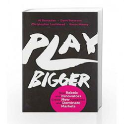 Play Bigger by Ramadan, Al & Peterson, Dave Book-9780349414645