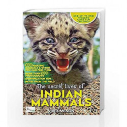 The Secret Lives of Indian Mammals by Vivek Menon Book-9789351951155