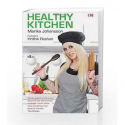 Healthy Kitchen by Marika Johansson Book-9789384225698