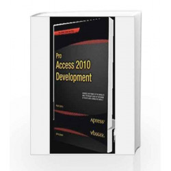 Pro Access 2010 Development by Collins M Book-9788132203544