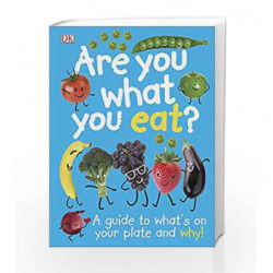 Are You What You Eat? (Dk) by NA Book-9780241182345