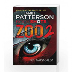 Zoo 2 (Zoo Series) by James Patterson Book-9781786530035