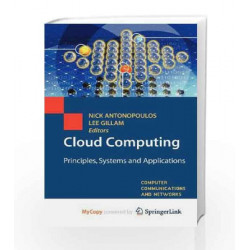 Cloud Computing: Principles, Systems And Applications by Antonopoulos Book-9788132204435