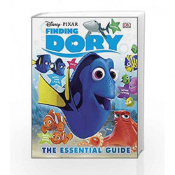 Disney Pixar Finding Dory Essential Guide by DK Book-9780241232125