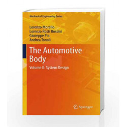 THE AUTOMOTIVE BODY VOL 2 by MORELLO Book-9788132208884