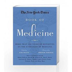 The New York Times Book of Medicine by Gina Kolata Book-9781454902058